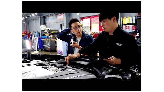 컴팩트 SUV의 최고봉 [AMG GLC 63s 쿠페, 에픽모터스 하드웨어 리뷰]